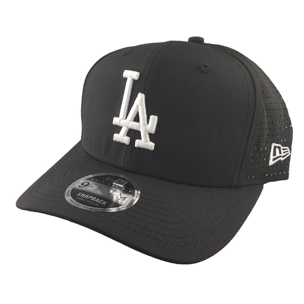 New Era 9FIFTY - Monochrome Pre-Curved - Los Angeles Dodgers