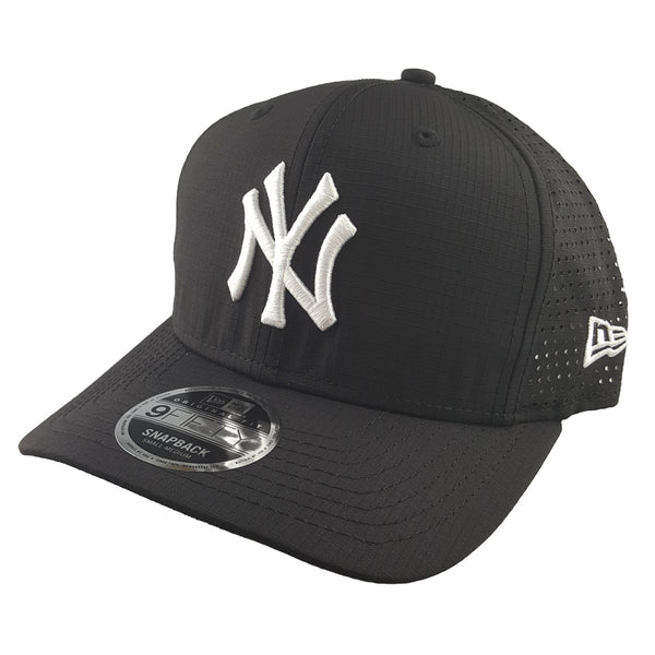 New Era 9FIFTY - Monochrome Pre-Curved - New York Yankees