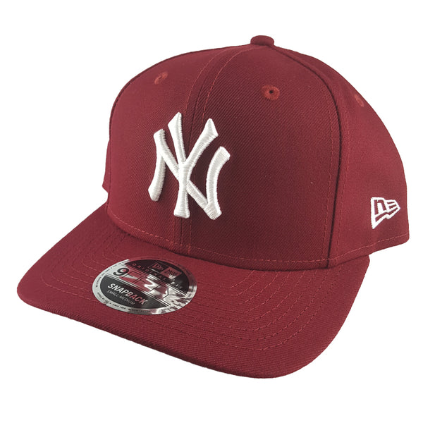 New Era 9FIFTY Pre-Curved - Season Colours - New York Yankees