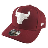 New Era 9FIFTY Pre-Curved - Season Colours - Chicago Bulls