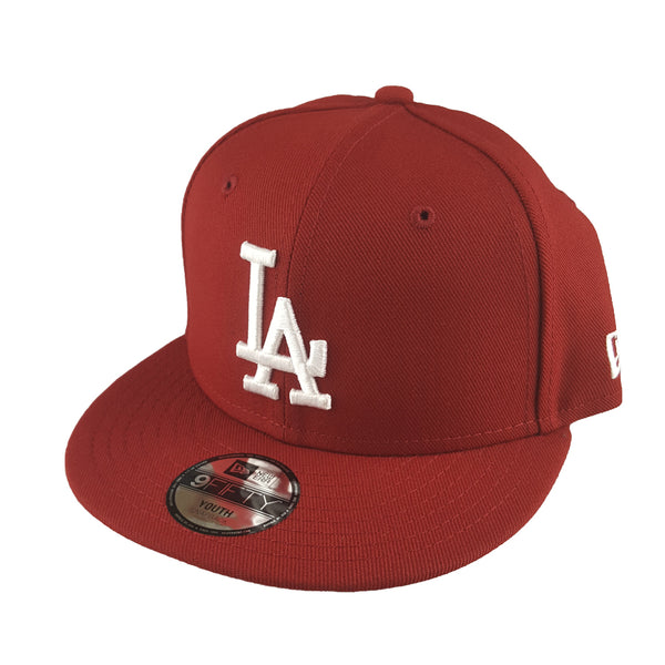 New Era 9FIFTY (Youth) - Season Colours - Los Angeles Dodgers