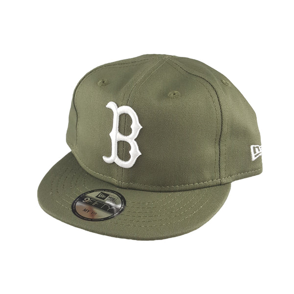 03132b1c9fc New Era My 1st Snapback (Infant) - Season Colours - Boston Red Sox ...