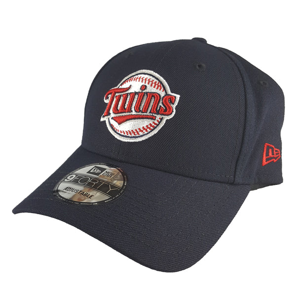 New Era 9FORTY - MLB Team Badge - Minnesota Twins