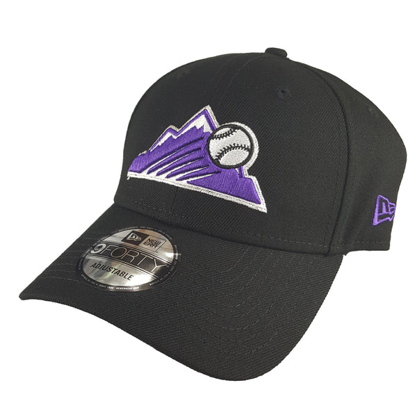 New Era 9FORTY - MLB Team Badge - Colorado Rockies
