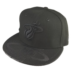 size 40 f7d8f 6d14b New Era 9FIFTY - 2018 NBA All Star On-Court Collection - Miami Heat ...