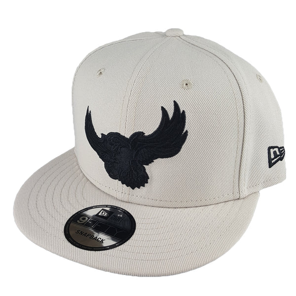 NEW ERA 9FIFTY - NRL Black Stone - Manly Warringah Sea Eagles