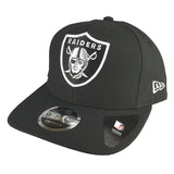 NEW ERA 9FIFTY PRE-CURVED - DE Mix - Oakland Raiders
