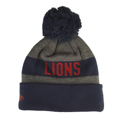 NEW ERA - Marl Jake Beanie Knit - Brisbane Lions - Cap City