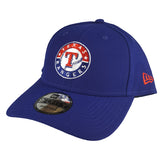 NEW ERA 9FORTY - MLB Team Badge 2 - Texas Rangers