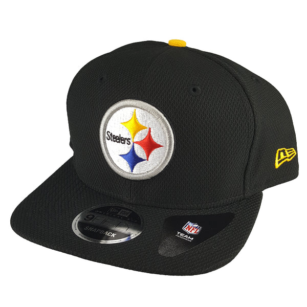 NEW ERA 9FIFTY - NFL Diamond Tech - Pittsburgh Steelers