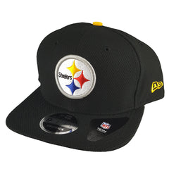 NEW ERA 9FIFTY - NFL Diamond Tech - Pittsburgh Steelers - Cap City