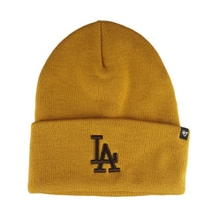 '47 Brand - MLB Haymaker Cuff Knit Beanie - Los Angeles Dodgers - Cap City