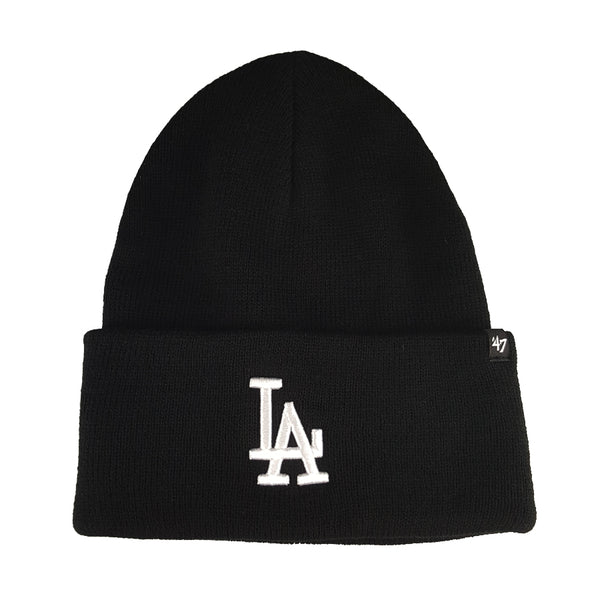 '47 Brand - MLB Haymaker Cuff Knit Beanie - Los Angeles Dodgers