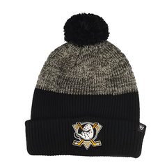 '47 Brand - NHL Backdrop Cuff Knit Beanie - Anaheim Mighty Ducks