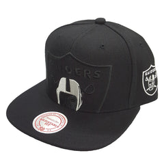 MITCHELL & NESS - Cropped TC Pop - Oakland Raiders