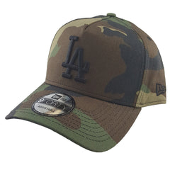 NEW ERA 9FORTY A-FRAME - Camo A-Frames - Los Angeles Dodgers