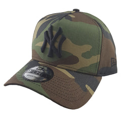 NEW ERA 9FORTY A-FRAME - Camo A-Frames - New York Yankees