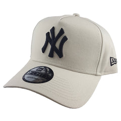 NEW ERA 9FORTY A-FRAME - Stone A-Frames - New York Yankees