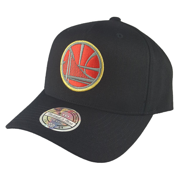 Mitchell & Ness - Pinch Panel Flex 110 Snapback - Golden State Warriors