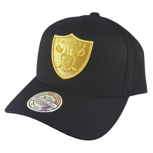 Mitchell & Ness - Pinch Panel Flex 110 Snapback - Oakland Raiders