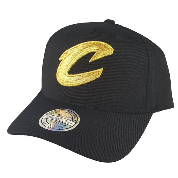 Mitchell & Ness - Pinch Panel Flex 110 Snapback - Cleveland Cavaliers