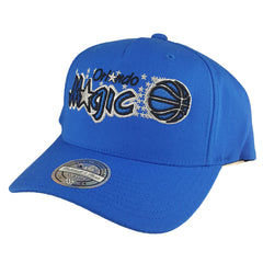 Mitchell & Ness - 110 Retro Team Logo Snapback - Orlando Magic - Cap City