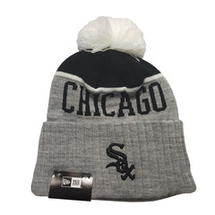 NEW ERA Beanie - MLB Heather Dip Knits - Chicago White Sox