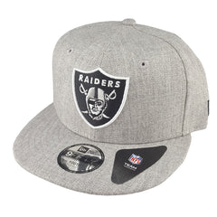 NEW ERA 9FIFTY (Youth) - MLB Heather All Over - Oakland Raiders - Cap City