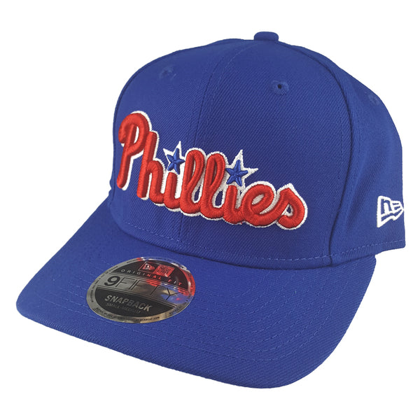 NEW ERA 9FIFTY - Throwback Script - Philadelphia Phillies