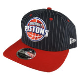 NEW ERA 9FIFTY - Throwback 90's NBA Jersey - Detroit Pistons