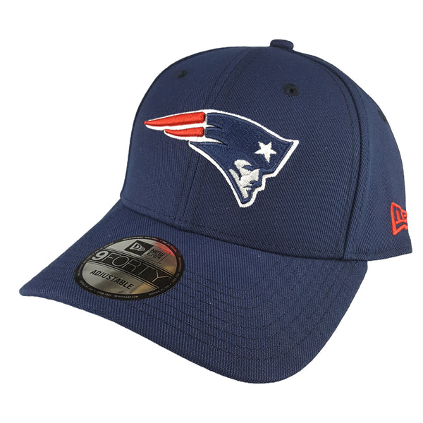 NEW ERA 9FORTY - NFL Team White Pop - New England Patriots