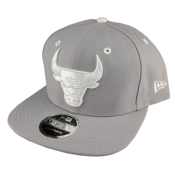 NEW ERA 9FIFTY - Season Colours - Chicago Bulls