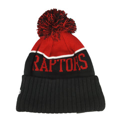 NEW ERA Beanie - NBA Team Dip - Toronto Raptors