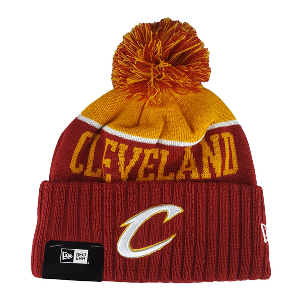 NEW ERA Beanie - NBA Team Dip - Cleveland Cavaliers