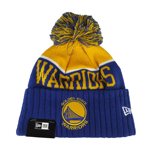 NEW ERA Beanie - NBA Team Dip - Golden State Warriors
