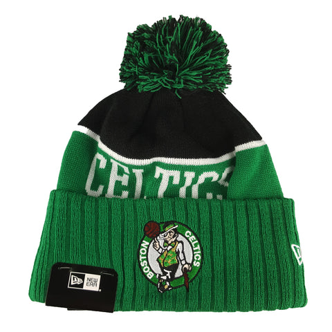 NEW ERA Beanie - NBA Team Dip - Boston Celtics