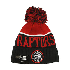 NEW ERA Beanie (Youth) - NBA Team Dip - Toronto Raptors