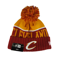 NEW ERA Beanie (Youth) - NBA Team Dip - Cleveland Cavaliers