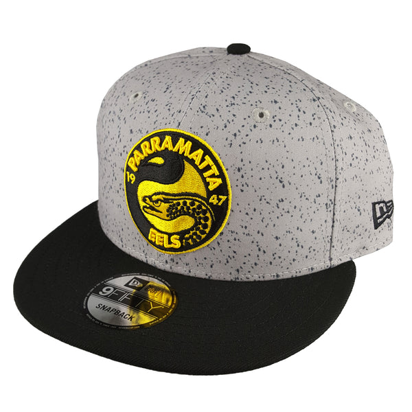 NEW ERA 9FIFTY - NRL Concrete Jungle - Parramatta Eels