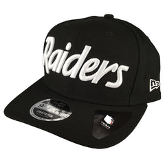 NEW ERA 9FIFTY - 90's NFL Throwback - Oakland Raiders