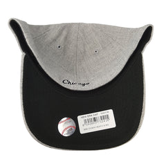 NEW ERA 39THIRTY - MLB Heather All Over - Chicago White Sox