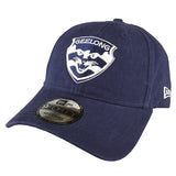 NEW ERA 9FORTY - AFL Winter Wash - Geelong Cats