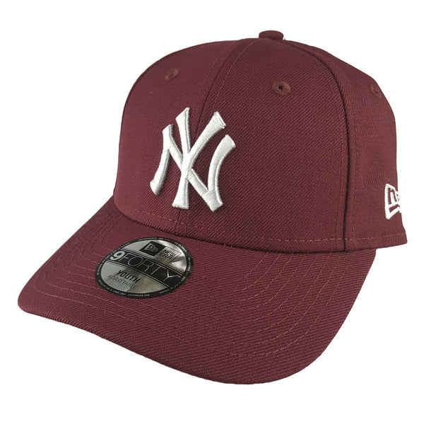 NEW ERA 9FORTY (Youth) - Seasonal Colours - New York Yankees