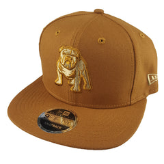 NEW ERA 9FIFTY - NRL Culture Collection Toasted Peanut - Canterbury-Bankstown Bulldogs