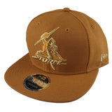 NEW ERA 9FIFTY - NRL Culture Collection Toasted Peanut - Melbourne Storm