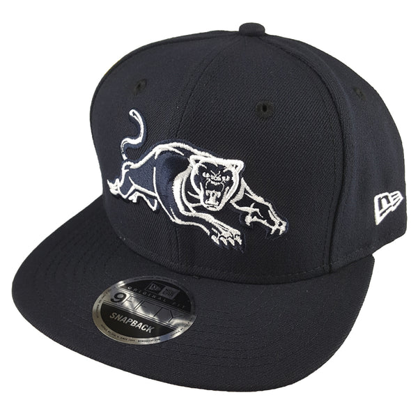 NEW ERA 9FIFTY - NRL Culture Collection Navy Wheat - Penrith Panthers