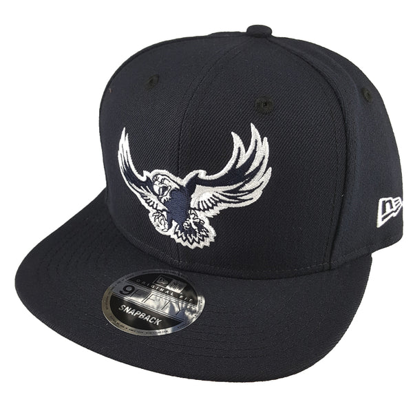 NEW ERA 9FIFTY - NRL Culture Collection Navy Wheat - Manly Warringah Sea Eagles