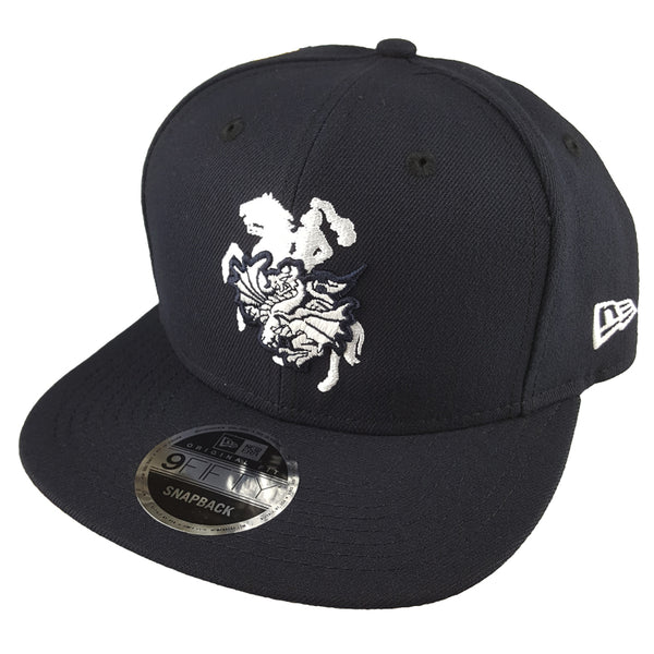 NEW ERA 9FIFTY - NRL Culture Collection Navy Wheat - St George Illawarra Dragons