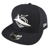NEW ERA 9FIFTY - NRL Culture Collection Navy Wheat - Cronulla-Sutherland Sharks