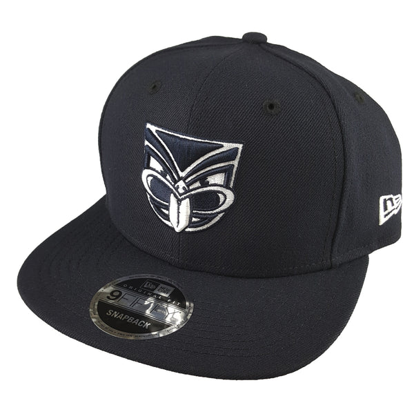 NEW ERA 9FIFTY - NRL Culture Collection Navy Wheat - New Zealand Warriors
